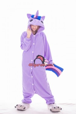 Twilight Sparkle Kigurumi My Little Pony Onesies