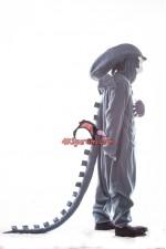 Alien Kigurumi Onesie