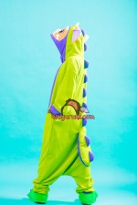 The Missing Link Dino Gnar Kigurumi LOL Onesies