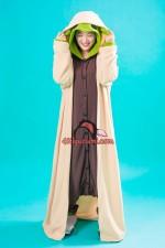 Master Yoda Kigurumi Star Wars Costumes