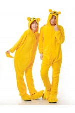 Jake Kigurumi Adventure Time Costume Onesies
