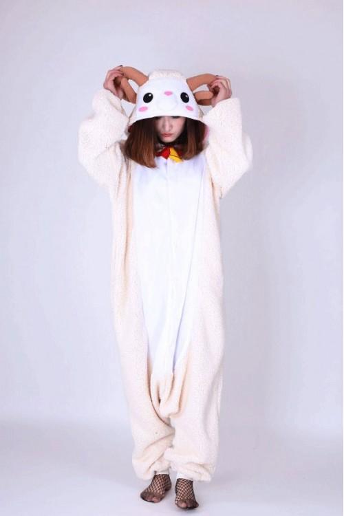 Sheep Kigurumi Onesie