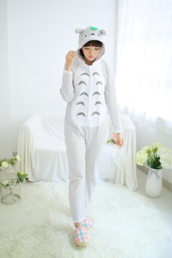Totoro Kigurumi Cotton Cartoon Onesies