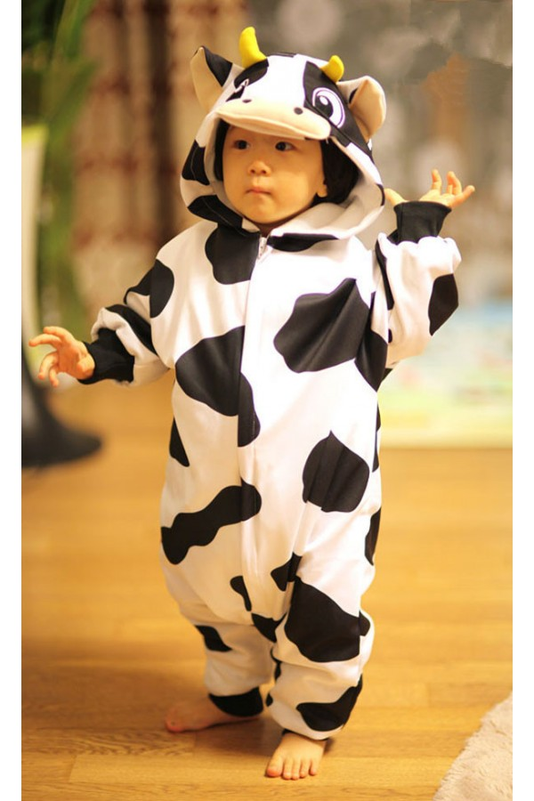 Cow Baby Animal Onesie 4kigurumi Com