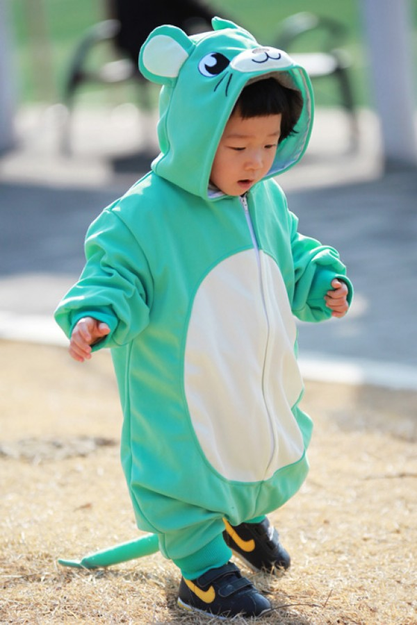 Mouse Baby Animal Onesie  sc 1 st  4kigurumi & Mouse Baby Animal Onesie - 4kigurumi.com