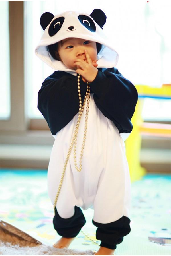 Panda Baby Animal Pajama 4kigurumi Com