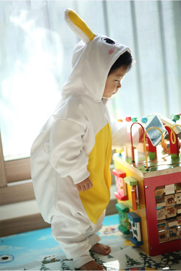 Rabbit Baby Animal Onesie 4kigurumi Com