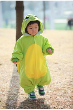 Turtle Baby Animal Onesie