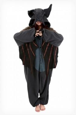 Bat Onesie Kigurumi Pajamas