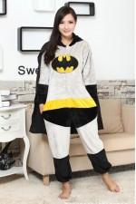 Batman Kigurumi Costume Cartoon Onesies