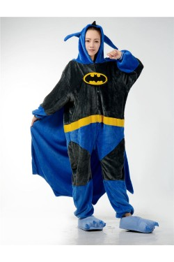 Batman Onesie The Avengers Kigurumi