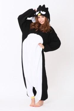 Batumaru Badtz Maru Character Adult Onesie Kigurumi Pajamas