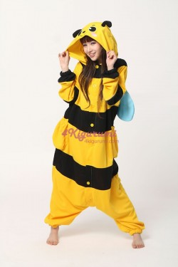 Honeybee Kigurumi Animal Onesie