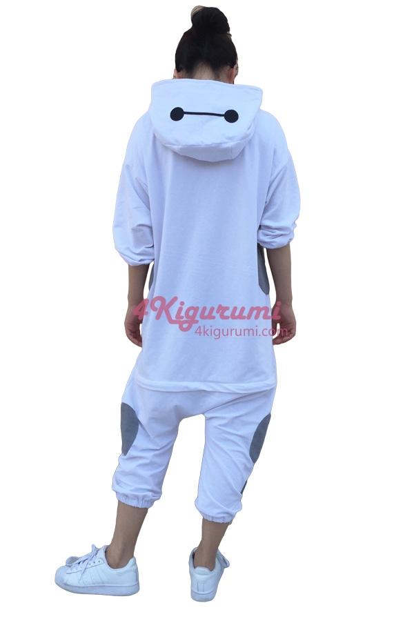 94e3a8dd9 Big Hero 6 Kigurumi Healthcare Baymax Spring Pajamas - 4kigurumi.com