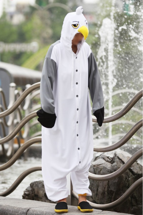 Sea Gull Onesie Animal Costumes 4kigurumi Com