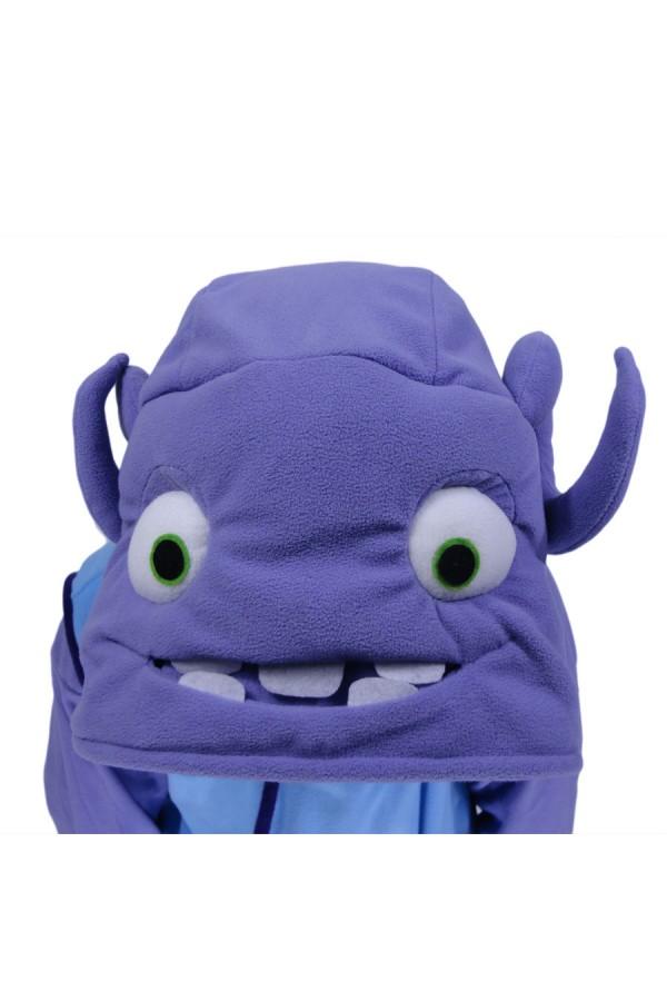 Boov The Alien Race Costume Kigurumi Onesies 4kigurumi Com