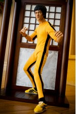 Bruce Lee Bodysuit Costume