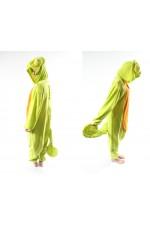 Chameleon Onesie Chameleon Jumpsuit Kigurumi Costume