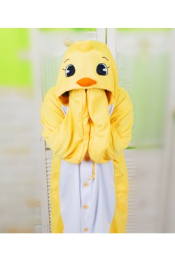 Chick Kigurumi Animal Onesie