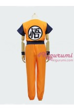 Dragonball Z Costume GoKu Cosplay Costume