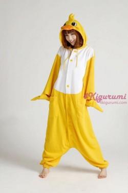 Adult Animal Onesie Duck Kigurumi Pajama
