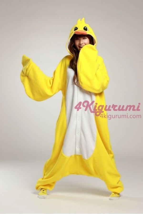 Duck Kigurumi Animal Onesie - 4kigurumi.com | 600 x 900 jpeg 53kB