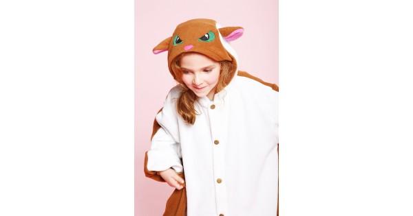 3e578ed9dd31 Kids Flying Squirrel Kigurumi Pajamas - 4kigurumi.com