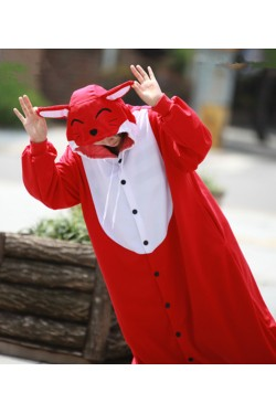 Red Fox Onesie Animal Costumes