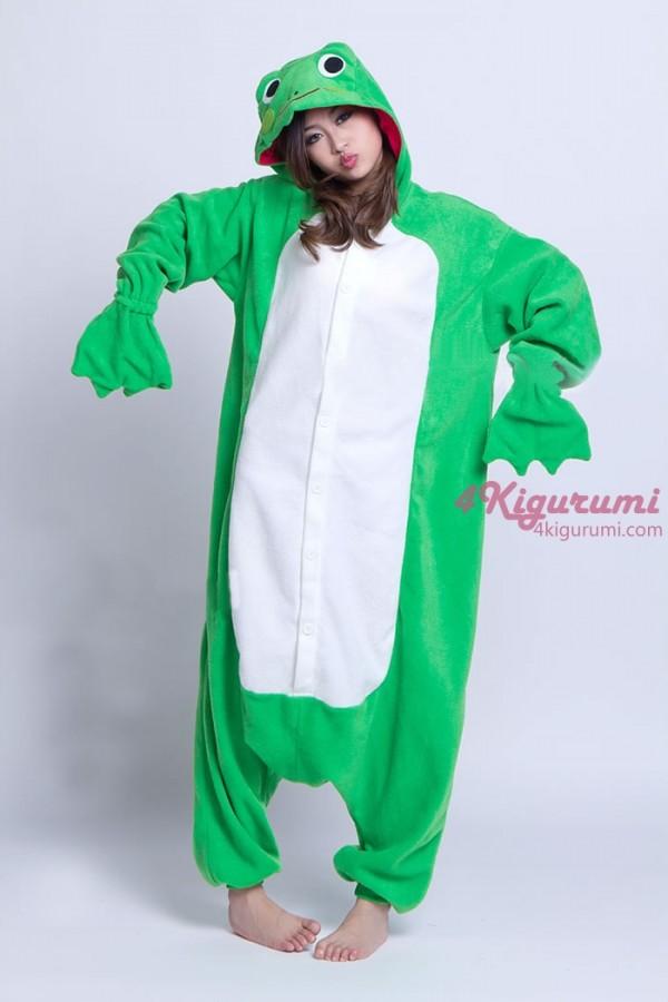 Frog Kigurumi Onesie - 4kigurumi.com 0100c4165f1b3
