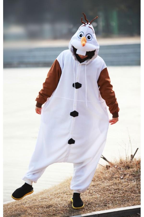 Frozen Olaf Disney Onesie - 4kigurumi.com 011959d95