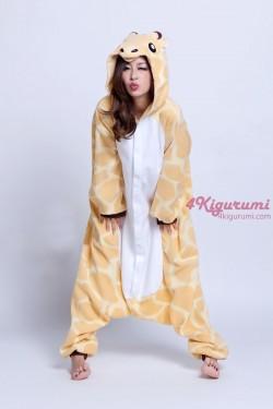 Giraffe Kigurumi Onesie