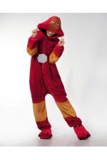 Iron Man Kigurumi The Avengers Costumes