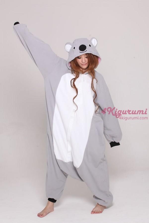 Koala Kigurumi Onesie 4kigurumi Com