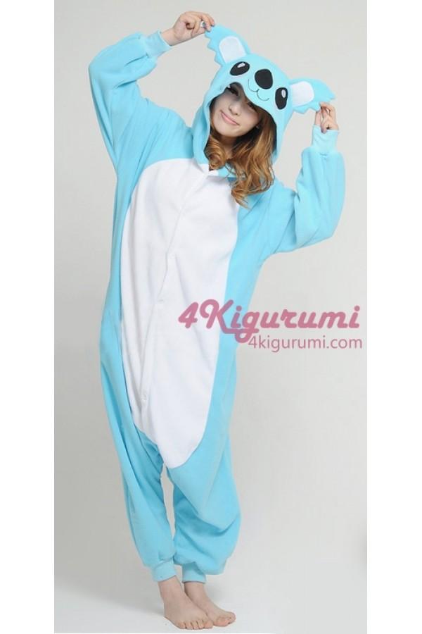 0478037693ae Koala Kigurumi Animal Onesie - 4kigurumi.com