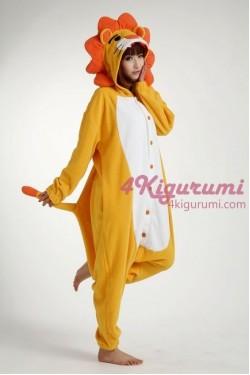 Lion Onesie Animal Costumes Kigurumi Pajamas