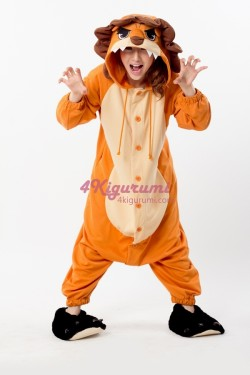 Lion Kigurumi Animal Onesie
