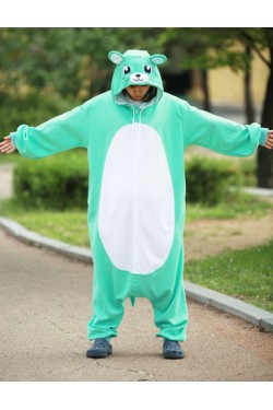 Mint Mouse Onesie Animal Costumes