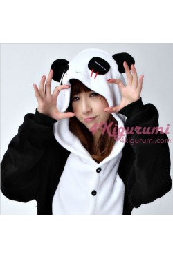 Panda Onesie Animal Costumes Kigurumi Pajamas
