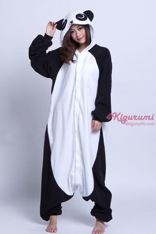 Panda Kigurumi Onesie