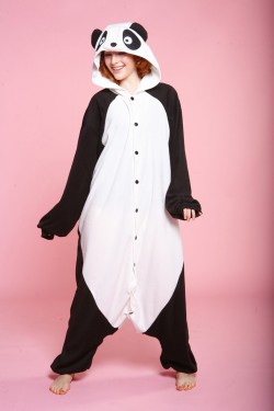 Panda Onesie Kigurumi Pajamas