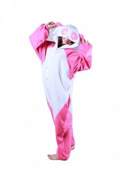Pink Panda Onesie Kigurumi Pajamas