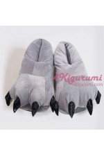 Onesie Paws Shoes