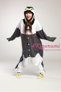 Penguin Onesie Animal Costumes Kigurumi Pajamas