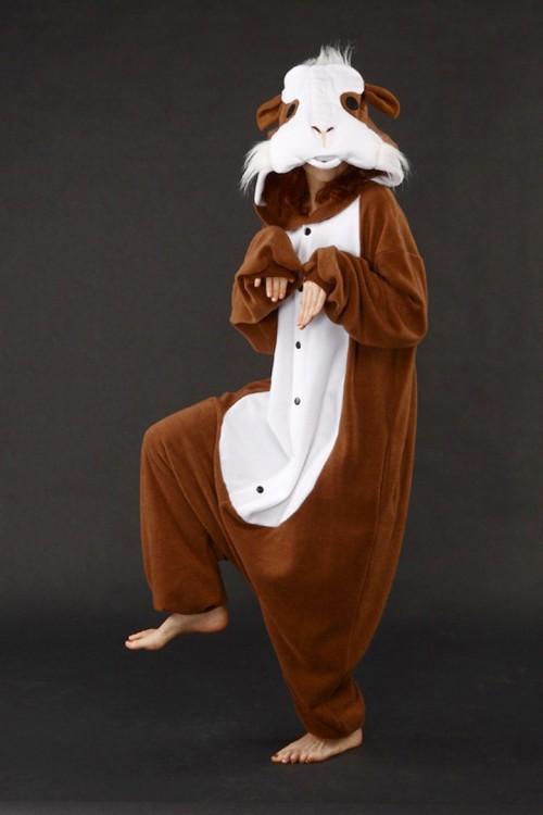 Guinea Pig Onesie Kigurumi Pajamas
