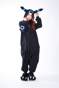 Pokemon Sky Umbreon Kigurumi Onesie