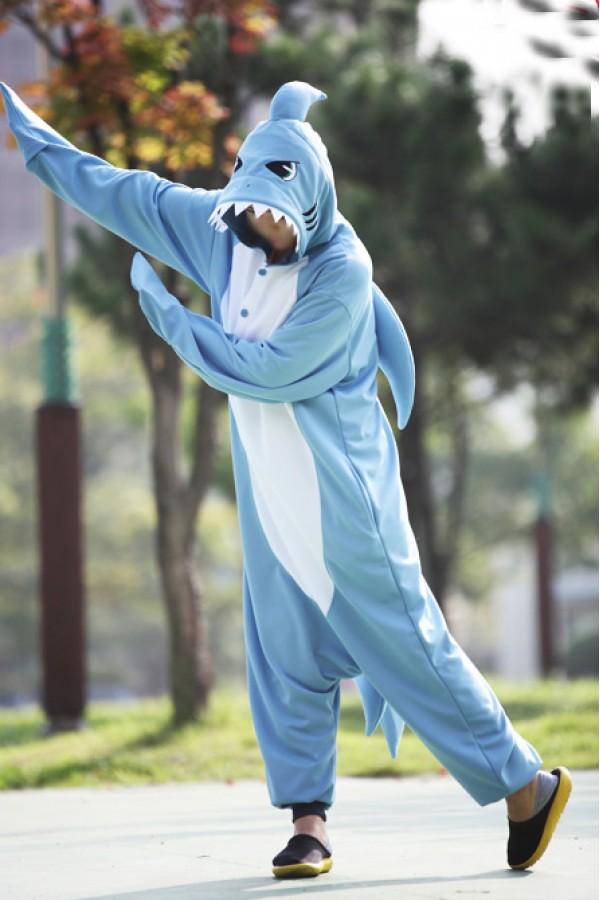 5077aa99c Shark Kigurumi Animal Onesies - 4kigurumi.com