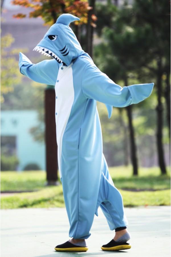 41810b9dc Shark Kigurumi Animal Onesies Shark Kigurumi Animal Onesies ...