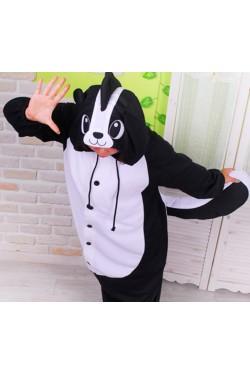 Skunk Kigurumi Animal Onesie