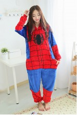 Spider-Man Onesie The Avengers Kigurumi