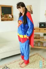 Superman Onesie The Avengers Kigurumi